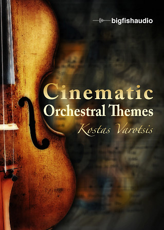 Cinematic Orchestral Themes product image