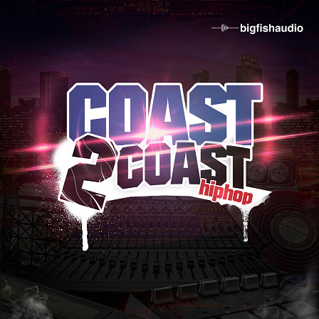 Coast 2 Coast Hip Hop product image