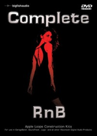 Complete RnB - Apple Loops Library product image