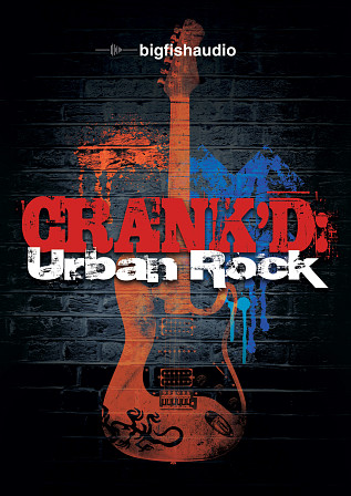 Crank'd: Urban Rock product image
