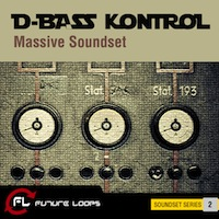 D-Bass Kontrol - Massive Soundset product image