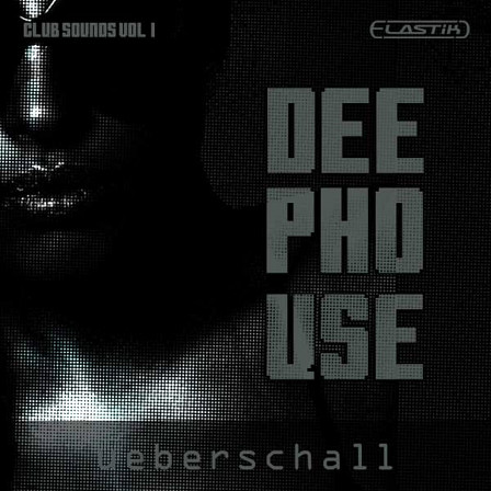 Deep House - Club Sounds Vol. 1 product image