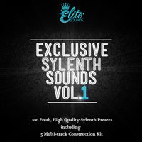 Exclusive Sylenth Sounds Vol.1 product image