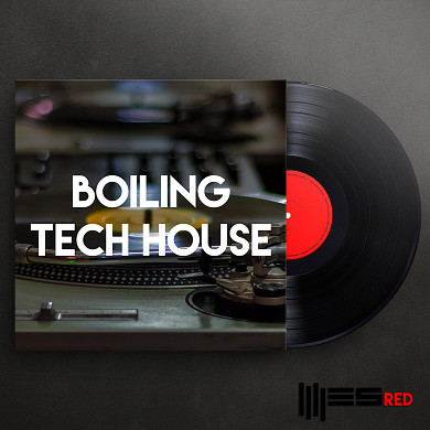 Boiling Tech House product image