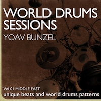 World Drum Sessions Vol.1 - Middle East product image