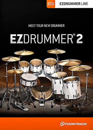 EZdrummer 2 product image