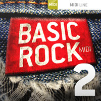 Basic Rock 2 MIDI product image