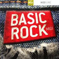 Basic Rock MIDI product image