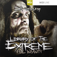 Library of the Extreme- Fill Insanity product image