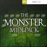 Monster MIDI Pack product image