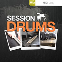 Session Drums MIDI product image