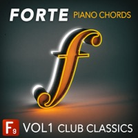 Forte Piano Chords Vol 1 - Club Classics product image