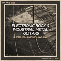 Electronic Rock & Industrial Metal Guitars product image