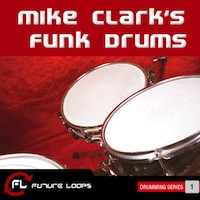 Mike Clark's Funk Drums product image