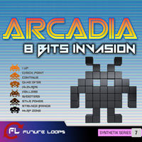 Arcadia 8 Bits Invasion product image