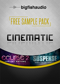 Free Sample Pack - Cinematic product image