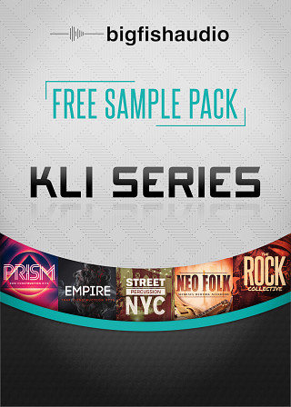Free Sample Pack - KLI product image