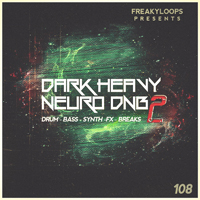 Dark Heavy Neuro DnB Vol.2 product image