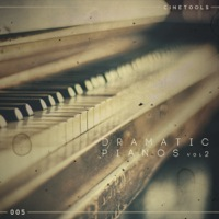 Cinetools: Dramatic Pianos Vol 2 product image