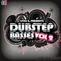 Dubstep Basses Vol.2 product image