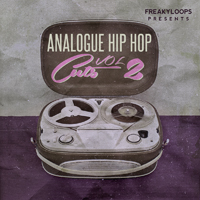 Analogue Hip Hop Cuts Vol. 2 product image
