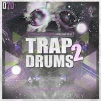 Trap Drums Vol.2 product image