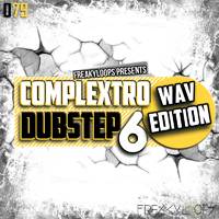 Complextro & Dubstep Vol.6 - Wav Edition product image