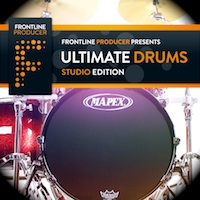 Ultimate Drums - Studio Edition product image