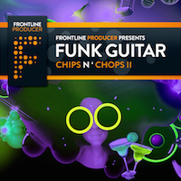 Funk Guitar - Chips & Chops 2 product image