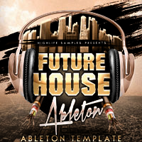 Future House Ableton Template product image