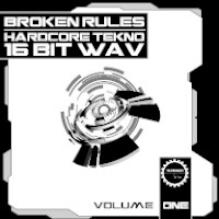 Broken Rules Hardcore Techno product image