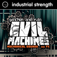 Gancher & Ruin - Evil Machines product image