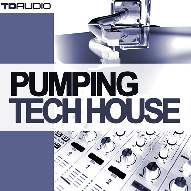 TD Audio - Pumping Tech-House product image
