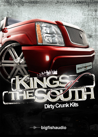 Kings of the South: Dirty Crunk Kits product image