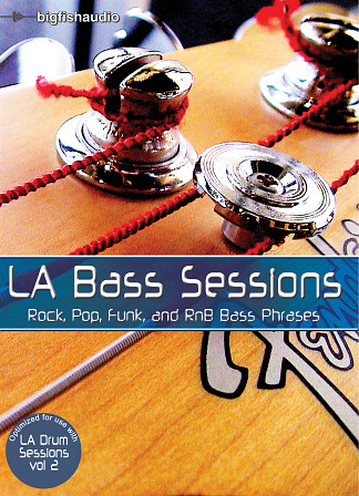 LA Bass Sessions product image