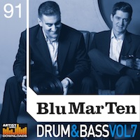 Blu Mar Ten - Drum And Bass Vol.7 product image