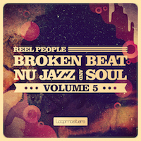 Reel People Broken Beat, Nu Jazz and Soul Vol.5 product image