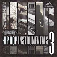 Hip Hop Instrumentals Vol.3 product image