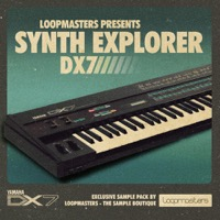 Synth Explorer - DX7 product image