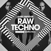 Gaist Presents Raw Techno product image