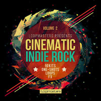Cinematic Indie Rock Vol.2 product image