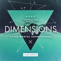 Dimensions - Experimental Soundscapes product image
