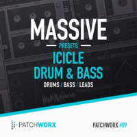 Icicle Drum & Bass - Massive Presets product image