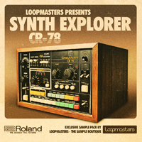 Synth Explorer CR-78 product image