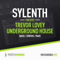 Trevor Loveys - 90s House Sylenth Presets product image