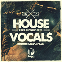 Papa Records Presents House Vocals product image