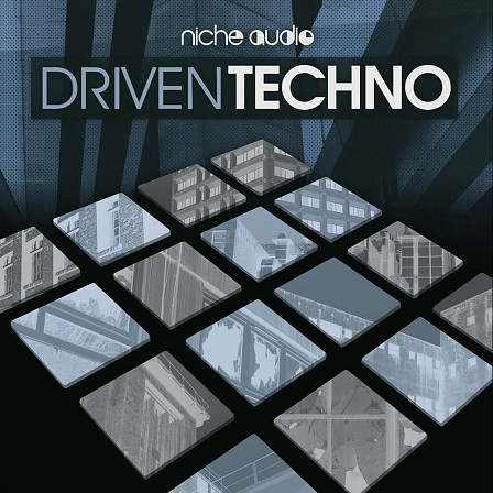 Driven Techno product image