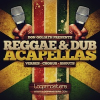 Don Goliath - Reggae & Dubstep Acapellas product image