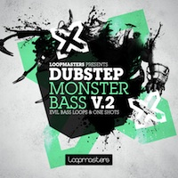 Dubstep Monster Bass Vol.2 product image