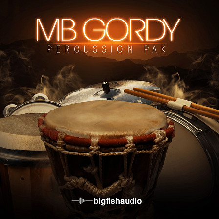 M.B. Gordy Percussion Pak product image